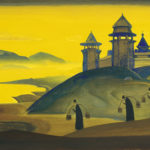 N. Roerich And We are Trying. From the Sancta Series Google Art Project